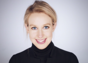 Theranos - Breaking the Glass Ceiling
